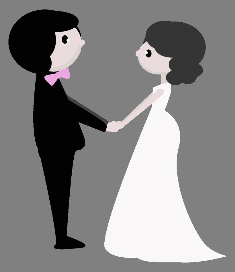 Blahopřání pro novomanžele, texty, obrázky - Blahopřání novomanželům